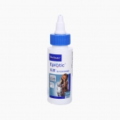 法国维克Virbac 猫狗耳漂耳部护理洗耳液 60ml 清洁耳道去耳螨 法国进口