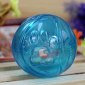 美国酷极Kyjen 单孔水晶漏食球 狗狗玩具