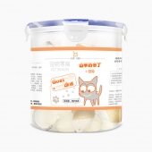 BOTH 幼猫山羊奶果冻布丁补钙猫零食 15g*50粒桶装