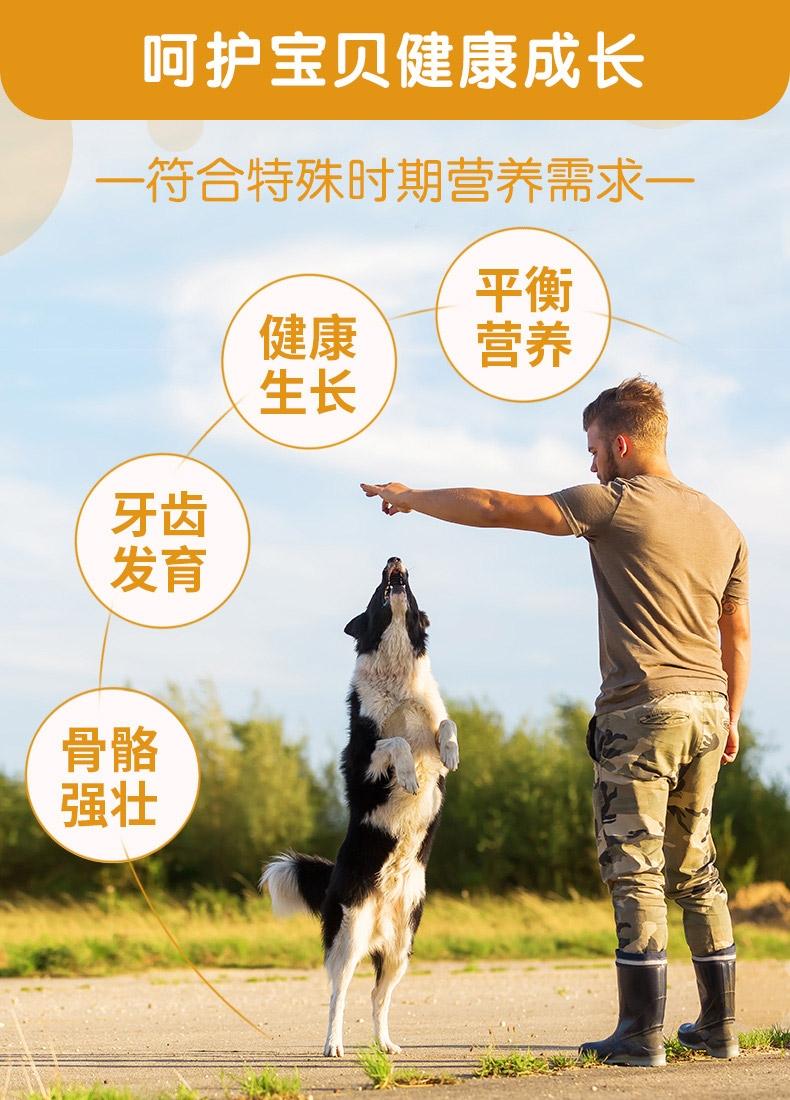 麦德氏inbasic 犬用羊乳钙片 150片/罐 强健骨骼