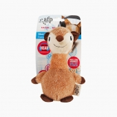 AFP 超声波毛绒狗狗玩具-沉默寡言的松鼠(3260)