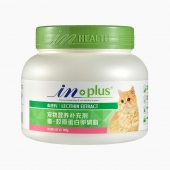 麦德氏inplus 猫用护毛超浓缩卵磷脂 500g 改善肤质亮泽毛发