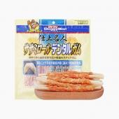 日本多格漫Doggyman 名士零食鸡胸肉生牛皮卷26根156g 磨牙 狗零食