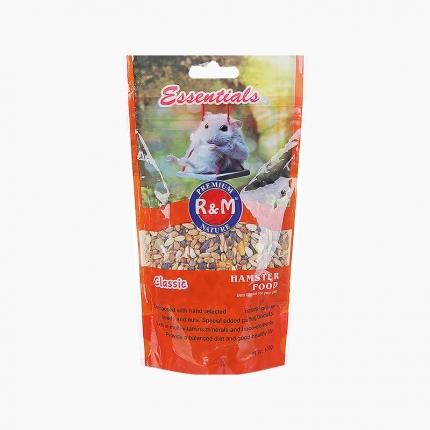 哈姆美高梅娱乐场谷物营养仓鼠粮 宠物仓鼠宝宝主粮饲料金丝熊食物用品120g