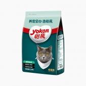 怡亲Yoken 成猫粮专用粮 2.5kg 去毛球猫粮