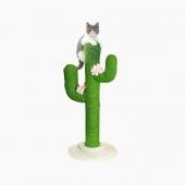 未卡Vetreska 北欧风仙人掌创意猫爬架大红鹰娱乐场在线磨牙磨爪猫跳台猫玩具