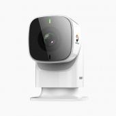 海雀 摄像头H1 支持HUAWEI HiLink 大广角1080P 红外控制家电 红外夜视 双向通话 360度竖屏全景旋转监控