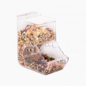 zoog组格酷品 大红鹰国际娱乐自动喂食器注塑款